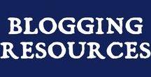 blogging | resources