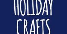 holiday crafts / holiday crafts