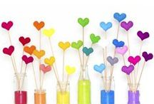 Rainbow Party Inspiration / Explore our board of rainbow party ideas, supplies and more!