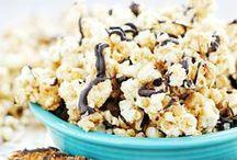 Popcorn Recipes & Ideas