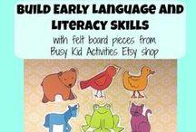 Language and Literacy.