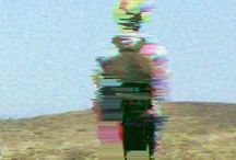 /// glitch art /// art de pépin /// / by nic sarwar