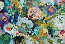 /// art floral /// flower art /// / by nic sarwar