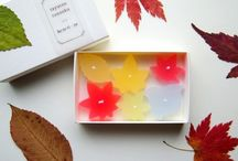 秋の気配 〜Scent of Autumn Forest〜 / iichi Crafts & Living http://www.iichi.com