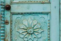 /// porte /// / doors / by nic sarwar