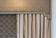 Window valance &cornice board