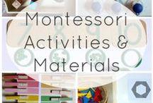Montessori Methods.