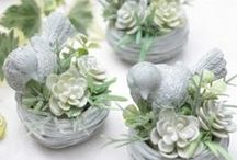 Green & Bloom Gifts / 使って楽しい、贈って嬉しい。緑やお花のアイテムたち。iichi Crafts & Living http://www.iichi.com