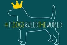 If Dogs Ruled the World / For National Dog Day 2015 we asked our Twitter followers to tell us what things would be like #IfDogsRuledTheWorld...and Doodlebooth brought our faves to life! See all the illustrations here. / by DogVacay