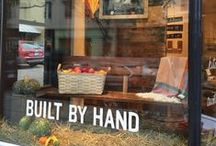 Vermont Farm Table / Pictures of our retail space and state-of-the-art woodshop