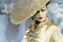 John Galliano, Fashion Designer / My favorite designer. Ever. / by Deette Kearns