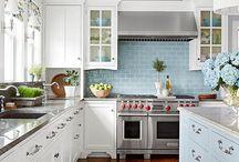 Kitchen Dreams / {my favorite pastime}
