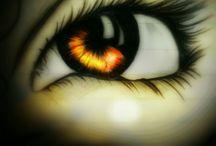 eu que fiz  / Olhos quem olham são comuns olhos que enxergam são raros