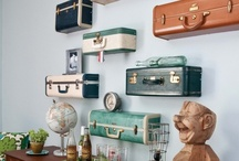 Jan's home office/art/craft/guest room ideas / Time to face the hoarding tendencies, purge, and organize / by Jan Brandt
