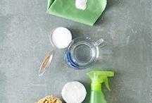 cleaning / by Nicki Greene