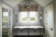 Bathrooms / by Holly Garnsey