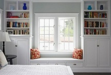 Built-ins / by Holly Garnsey