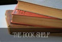 BOOK SHELF / I like big books and I cannot lie!