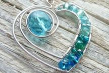 Jewelry I Want to Make  / Jewelry I want to make, many tutorials, and wish list of handcrafted jewelry / by Amy Schneider