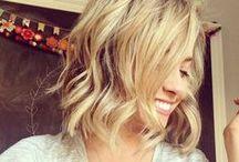 Hair Inspo / by Maddie Spagnola