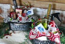 Gift Ideas / Gift ideas for neighbors, Christmas, Thank Yous, kiddos, etc