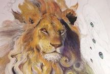 LEO  / Leo the Lion  / by Bill Root