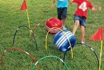 Outdoor Fun / Ideas for the girls to do