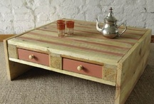 Pallets / Ideas and pre designed creations from pallets