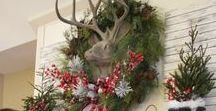 Holiday Dreams at the Blue Cottage / Creating beautiful spaces and memories! For inspiration for your home contact Valarie Kerby 214 718 5200! Your go to for all your ESTATE NEEDS!
