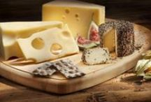 Share your fav cheese / Share your fav fromage or items that have t do with cheese / by Bill Root