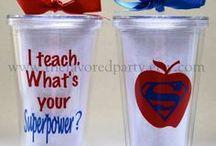Teacher Appreciation / by Jennifer Asher