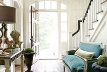 Home Decor: Entryways / Fabulous entrys into homes, big or small / by Kreative Kristina