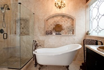 Home Decor: Bathrooms / A board for my favorite finds in bathroom design / by Kreative Kristina