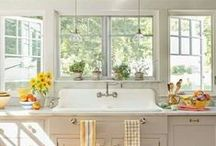 Kitchen / by Michaela @ The Lodge on Haydon