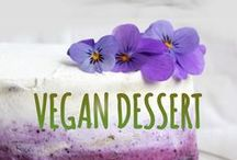 Vegan Dessert Recipes / The best amazing, delicious, decadent vegan (plant-based) recipes for desserts and treats to satisfy that sweet tooth. From decadent cakes and cookies to quick and easy desserts you can whip up in minutes, ranging from ice creams, pastries, chocolate treats, as well as healthy desserts.