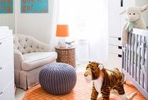 Home Decor: Nursery and Kids Rooms / From the first nursery to their childhood bedroom, this board is filled with ideas for your kids rooms. / by Kreative Kristina