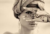Henna / by ▽ Bec Morris