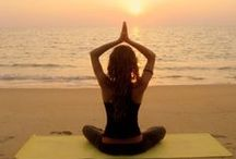 Yoga / by ▽ Bec Morris