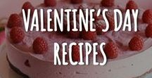 Vegan Valentine's Day Recipes / Vegan dishes made from the heart for your sweetheart.