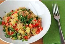Vegan Quinoa Recipes / A board dedicated to the super protein grain.  / by One Green Planet