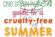 Cruelty-Free Lifestyle  / by One Green Planet