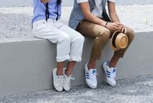 FASHIONABLE COUPLES. / by Billie Rose