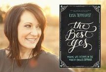 The Best Yes // Winter 2015 / www.imperfectvessel.com/winter-2015 // Online Book Study
