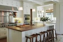 Kitchen remodel / A kitchen remodel is in our future at the blue cottage!!