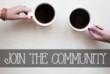 ONLINE COMMUNITY / The Intentional Filling  |  www.imperfectvessel.com/community