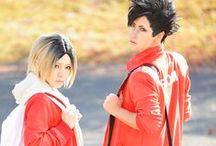 cosplay ≧﹏≦