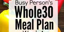 WHOLE 30 / ❤️ easy foods - Whole 30