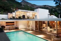 Dream Homes / Midcentury luxury and other romantic abodes