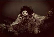 Spook-tacular & Zombie-licious / Boo! / by Josie Benz