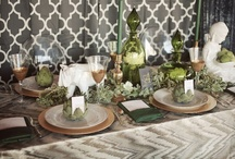 TABLESCAPES / Beautiful and inspiring table designs for events and weddings / by Kaella Wilson
